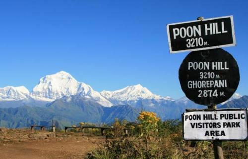 Ghorepani- Poonhill Trekking